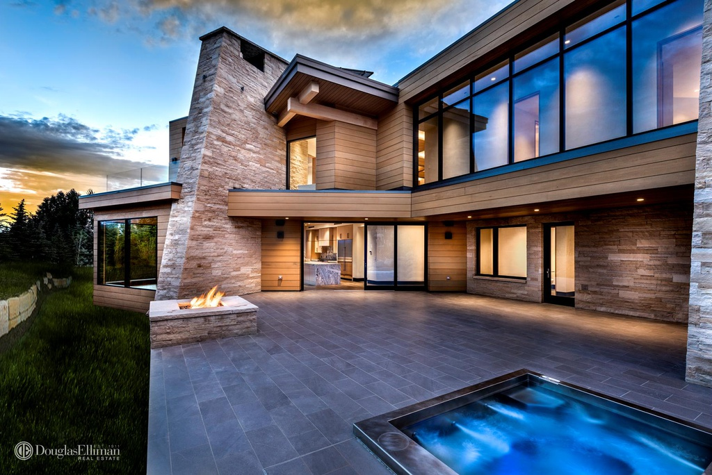 1422 W Buttermilk Rd Aspen, CO 81611 - $21,900,000 home for sale, house images, photos and pics gallery
