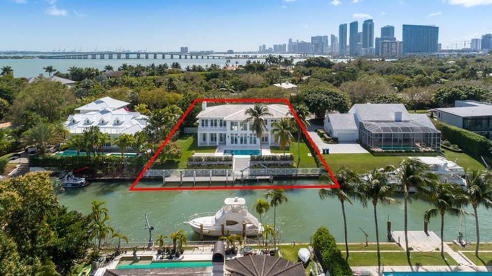 741 Buttonwood Ln Miami, FL 33137 - $8,995,000 home for sale, house images, photos and pics gallery
