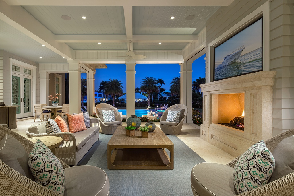 1201 Spyglass Ln Naples, FL 34102 - $12,950,000 home for sale, house images, photos and pics gallery