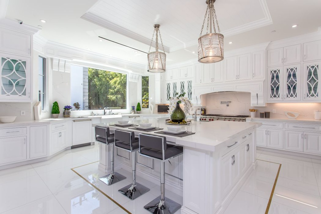 4425 Haskell Ave Encino, CA 91436 - $12,499,000 home for sale, house images, photos and pics gallery