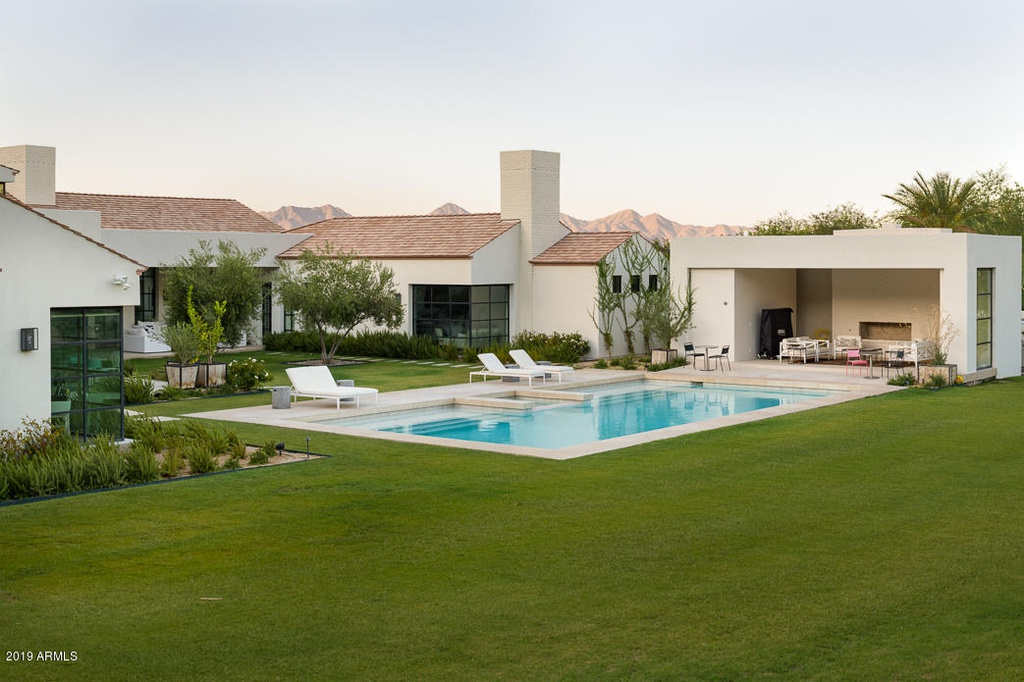6071 E Cheney Dr Paradise Valley, AZ 85253 - $5,700,000 home for sale, house images, photos and pics gallery