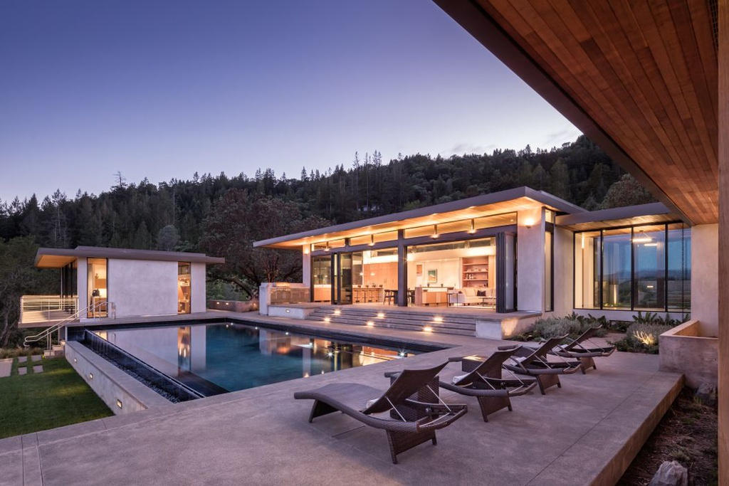 8191 W Dry Creek Rd Healdsburg, CA 95448 - $6,725,000 home for sale, house images, photos and pics gallery