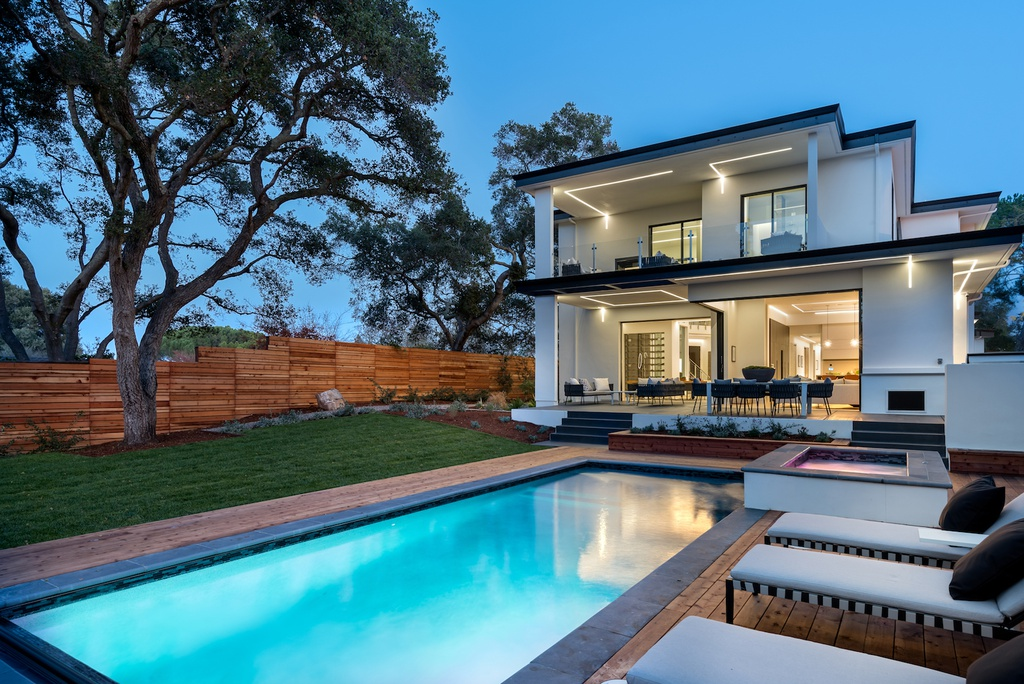 777 Sharon Park Dr Menlo Park, CA 94025 - $9,950,000 home for sale, house images, photos and pics gallery