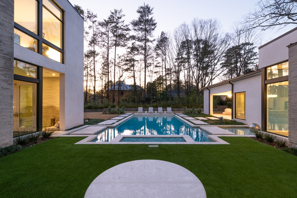 2830 Mabry Rd NE Brookhaven, GA 30319 - $7,000,000 home for sale, house images, photos and pics gallery