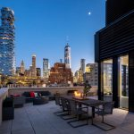PH B Plan, 11 Beach New York, NY 10013