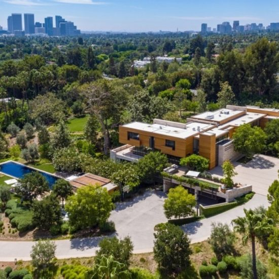 N Foothill Rd, Beverly Hills, CA 90210