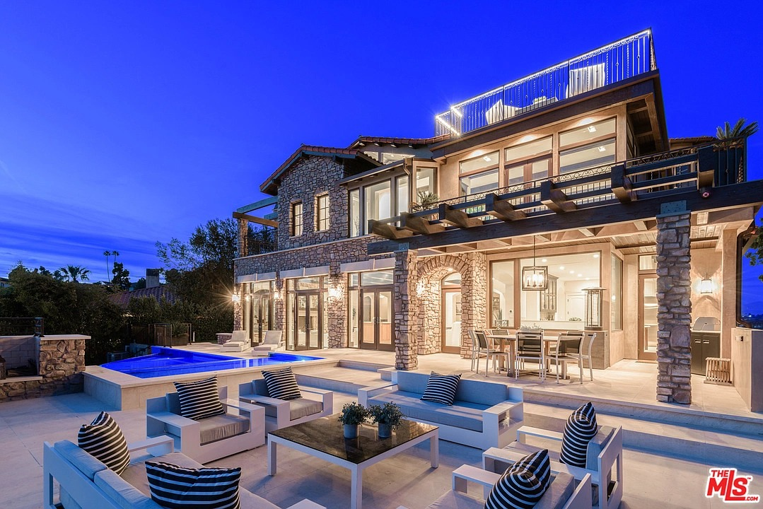 2175 Summitridge Dr, Beverly Hills, CA 90210 - $7,999,000 home for sale, house images, photos and pics gallery