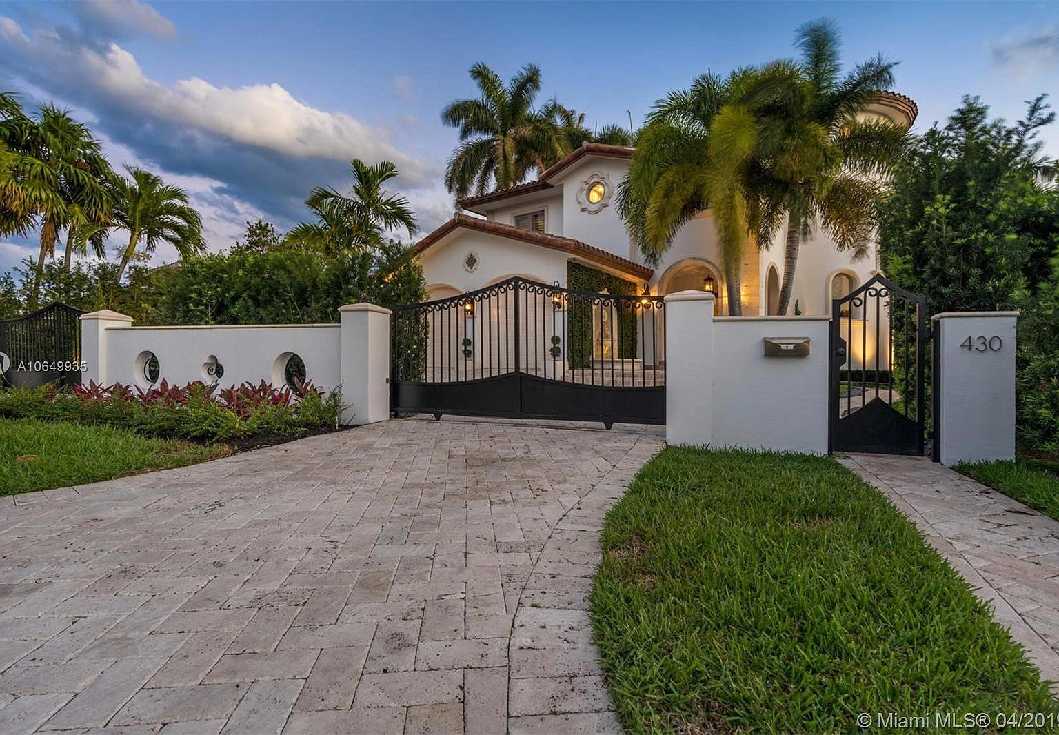 430 W 62nd St, Miami Beach, FL 33140 - $3,975,000 home for sale, house images, photos and pics gallery