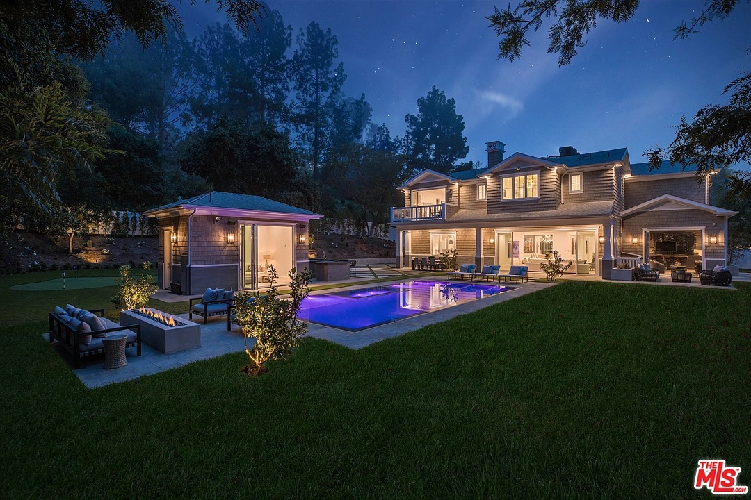 15482 Milldale Dr, Los Angeles, CA 90077 - $7,750,000 home for sale, house images, photos and pics gallery