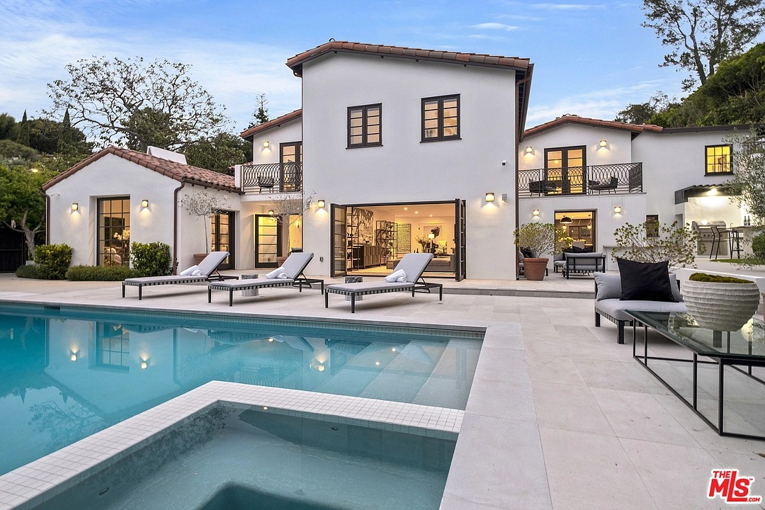 1118 Tower Rd, Beverly Hills, CA 90210 - $7,895,000 home for sale, house images, photos and pics gallery