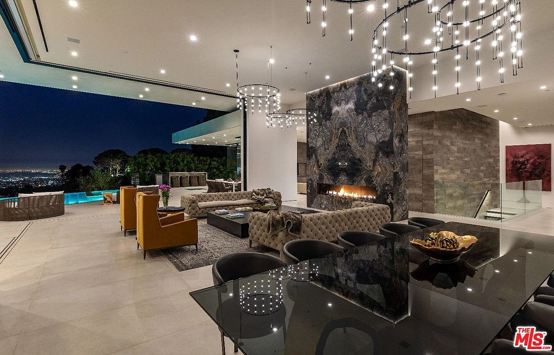 2200 Summitridge Dr, Beverly Hills, CA 90210 - $18,995,000 home for sale, house images, photos and pics gallery