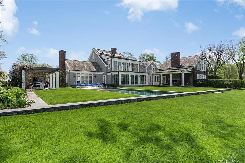90 Long Neck Point Rd, Darien, CT 06820 - $6,525,000 home for sale, house images, photos and pics gallery