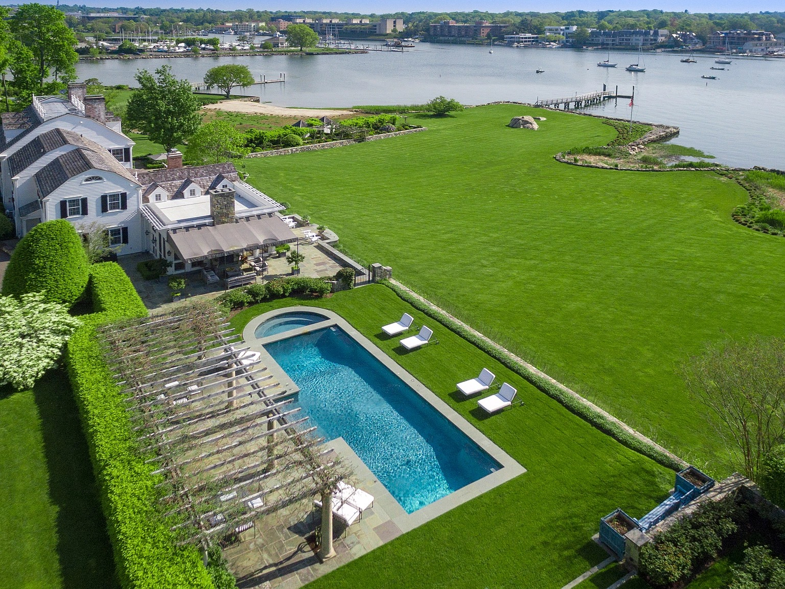 23 Smith Rd, Greenwich, CT 06830 - $39,500,000 home for sale, house images, photos and pics gallery