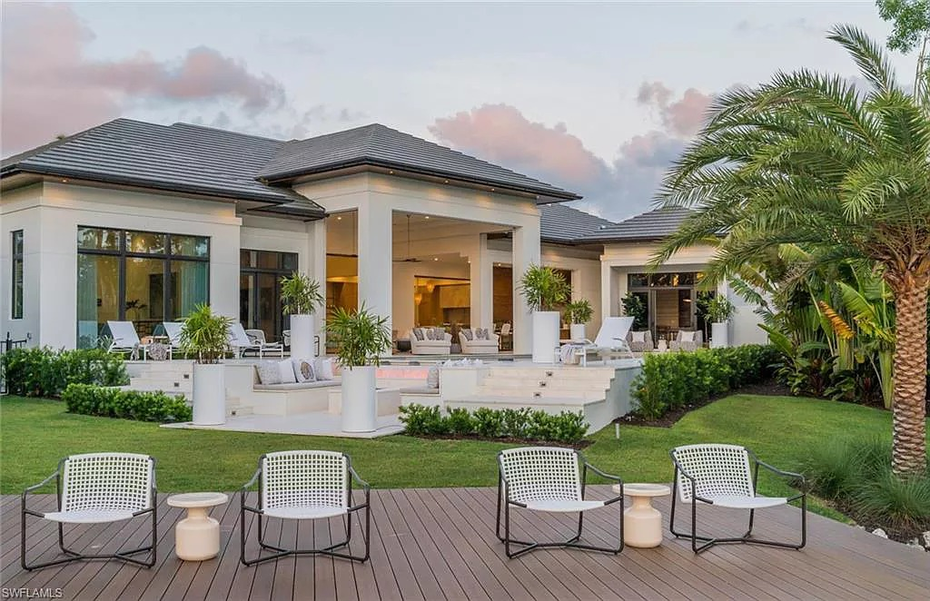 1735 Hurricane Harbor Ln, Naples, FL 34102 - $7,495,000 home for sale, house images, photos and pics gallery