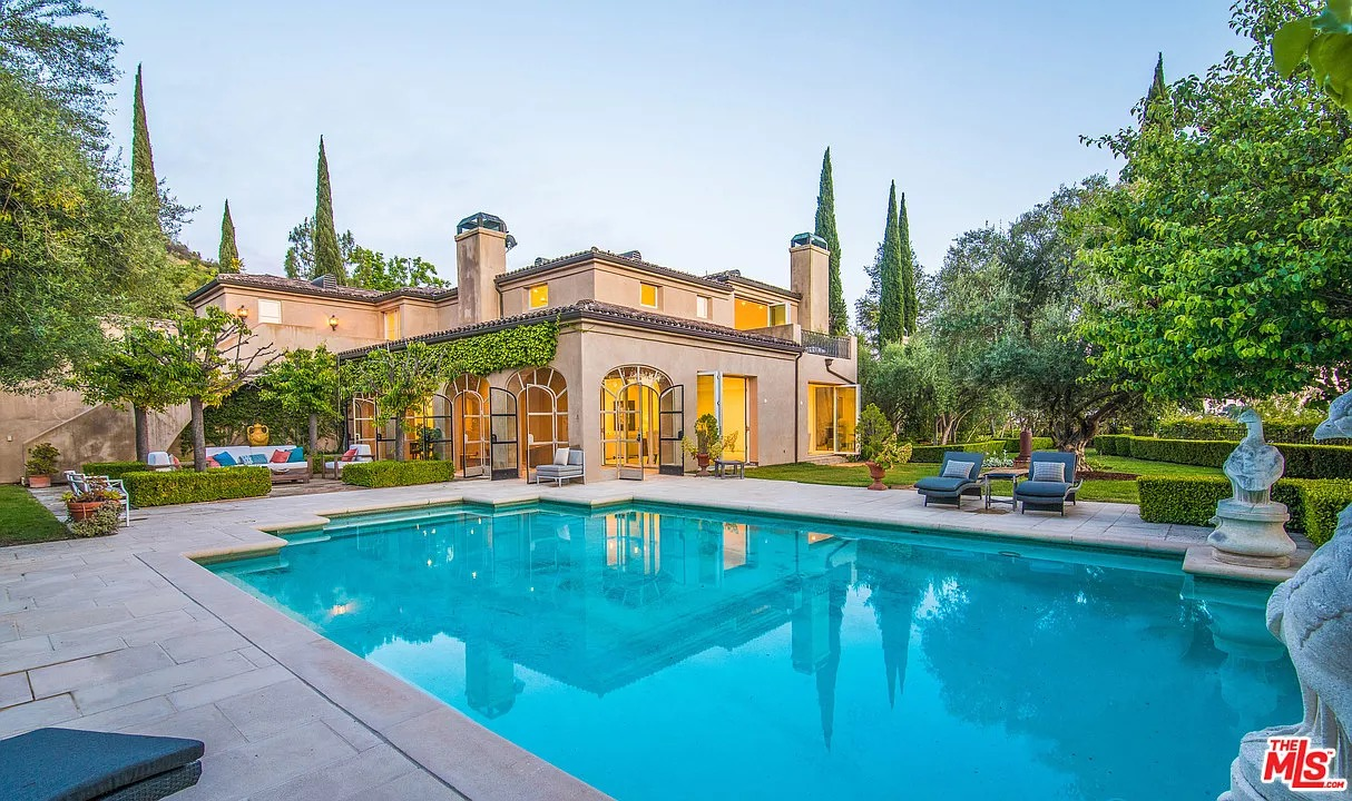 12833 Chalon Rd, Los Angeles, CA 90049 - $29,950,000 home for sale, house images, photos and pics gallery