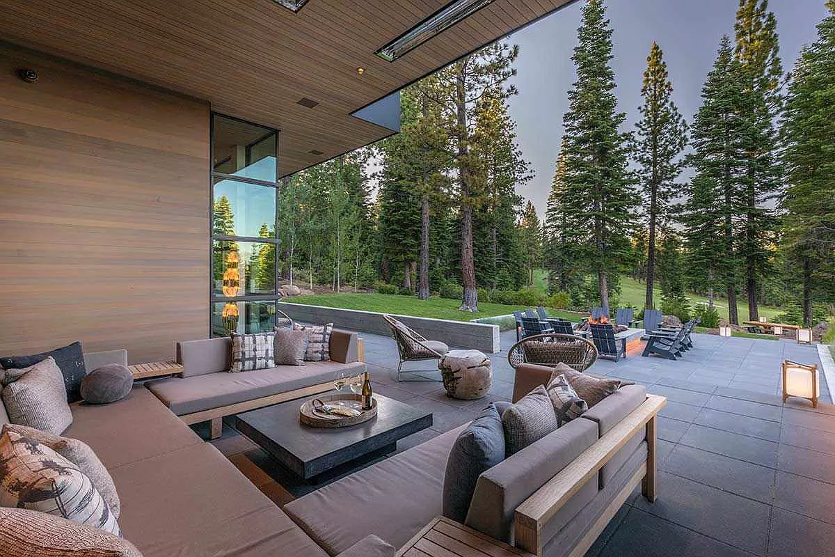 8725 Boscobel Ct, Truckee, CA 96161 - $13,795,000 home for sale, house images, photos and pics gallery