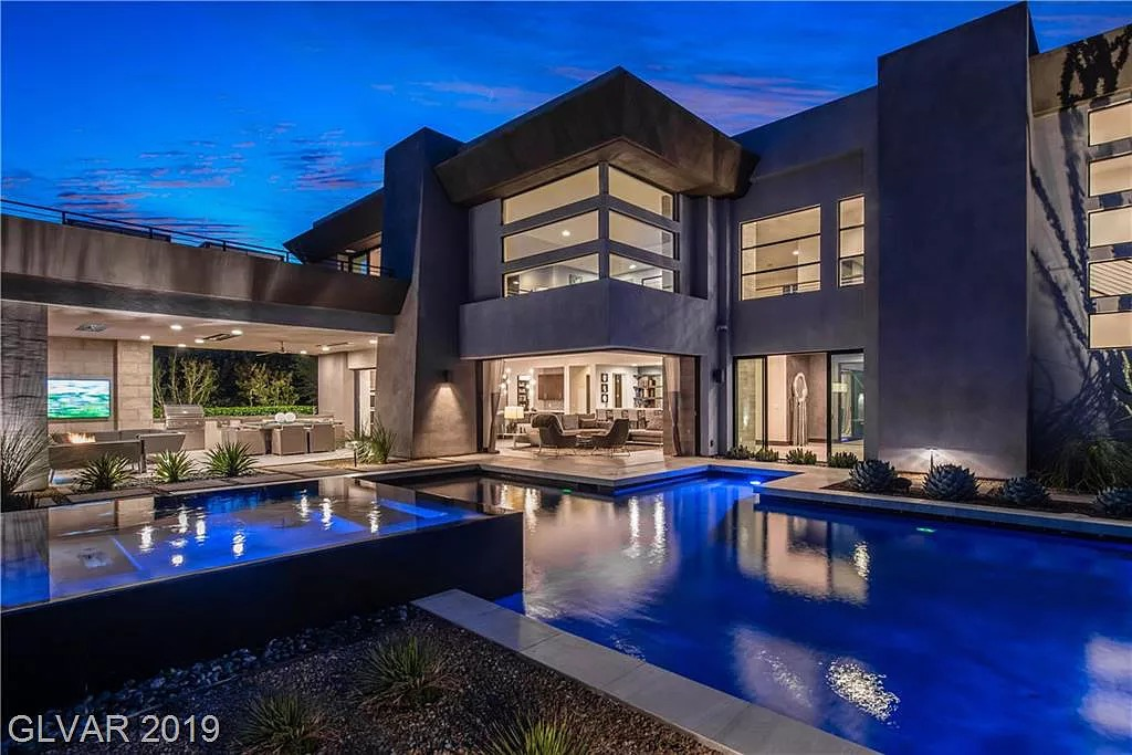27 Hawk Ridge Dr, Las Vegas, NV 89135 - $7,500,000 home for sale, house images, photos and pics gallery