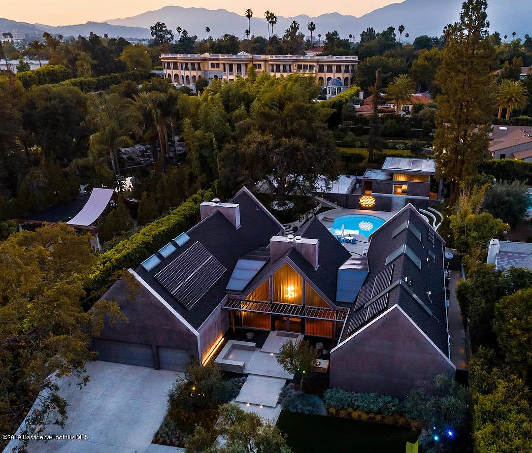 561 Woodland Rd, Pasadena, CA 91106 - $6,495,000 home for sale, house images, photos and pics gallery