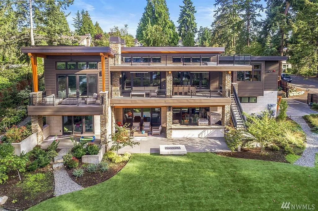 812 14th Ave W, Kirkland, WA 98033 - $5,499,999 home for sale, house images, photos and pics gallery