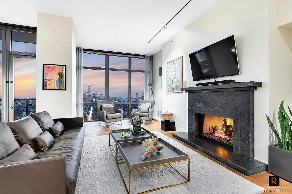 101 W 24th St # PH1C, New York, NY 10011 - $7,500,000 home for sale, house images, photos and pics gallery