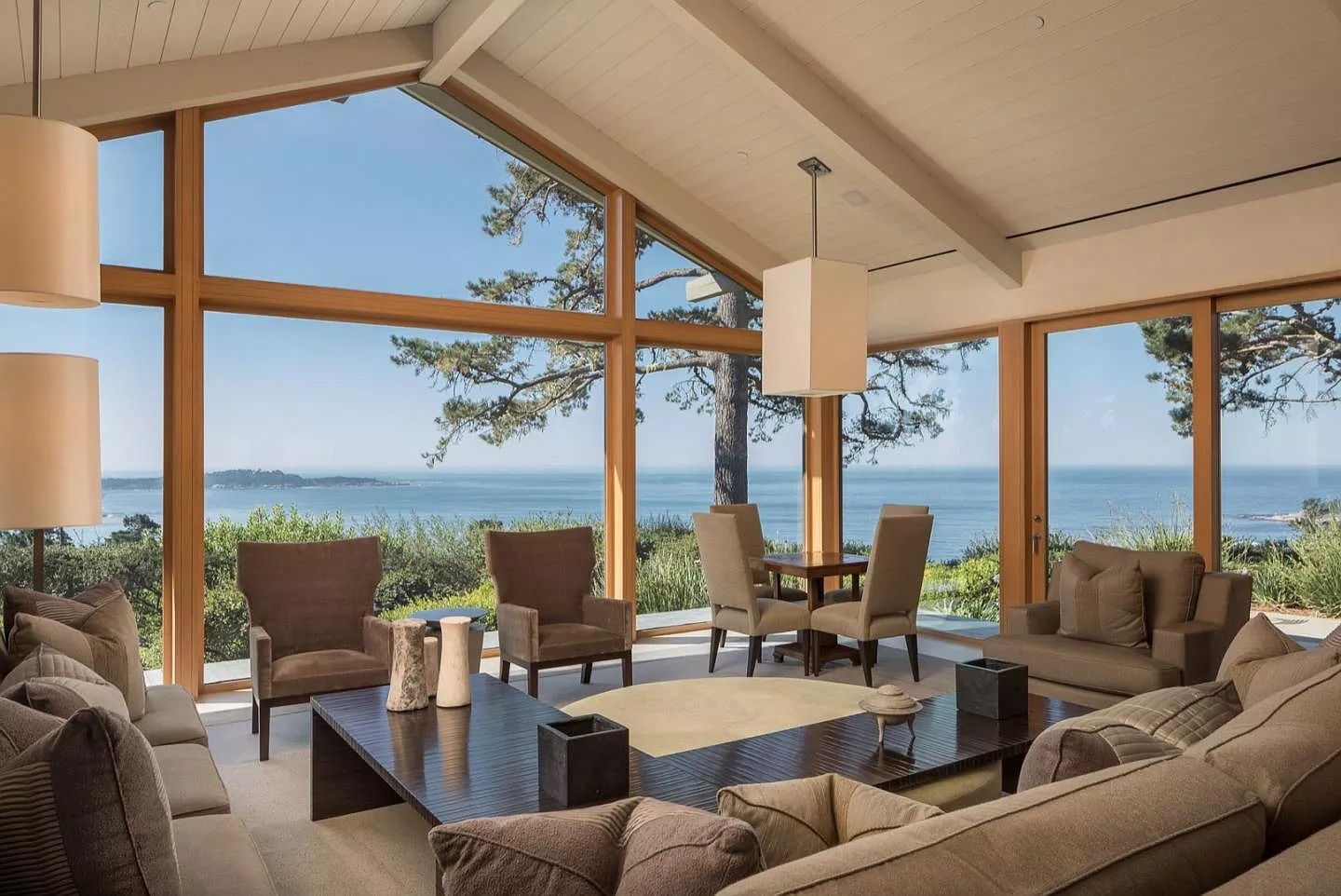 Pebble Beach, CA 93953 - $24,950,00 home for sale, house images, photos and pics gallery