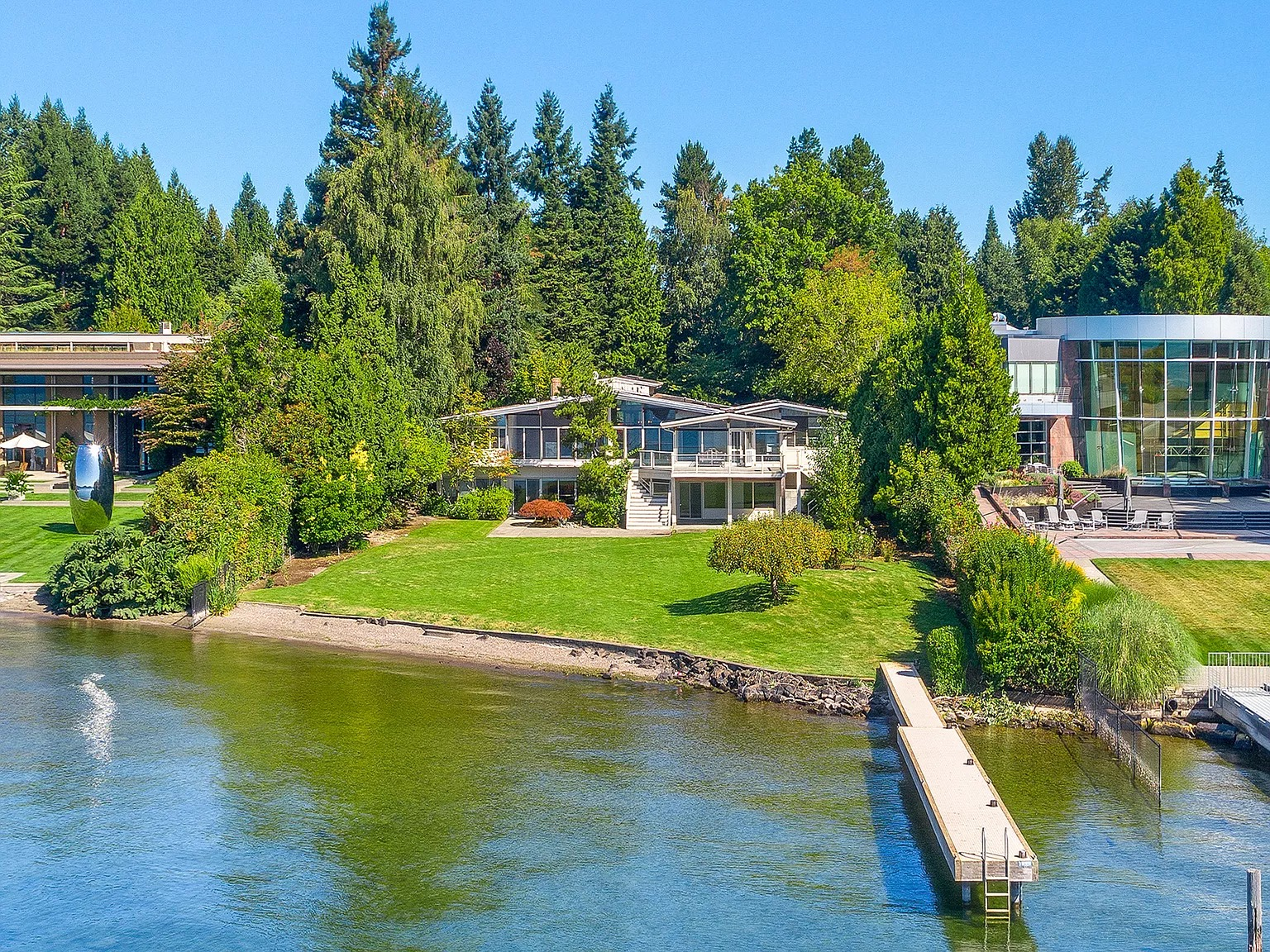 7935 Overlake Dr W, Medina, WA 98039 - $20,000,000 home for sale, house images, photos and pics gallery