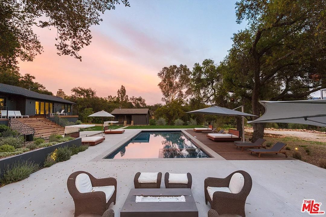 123 Fairview Rd, Ojai, CA 93023 - $8,995,000 home for sale, house images, photos and pics gallery