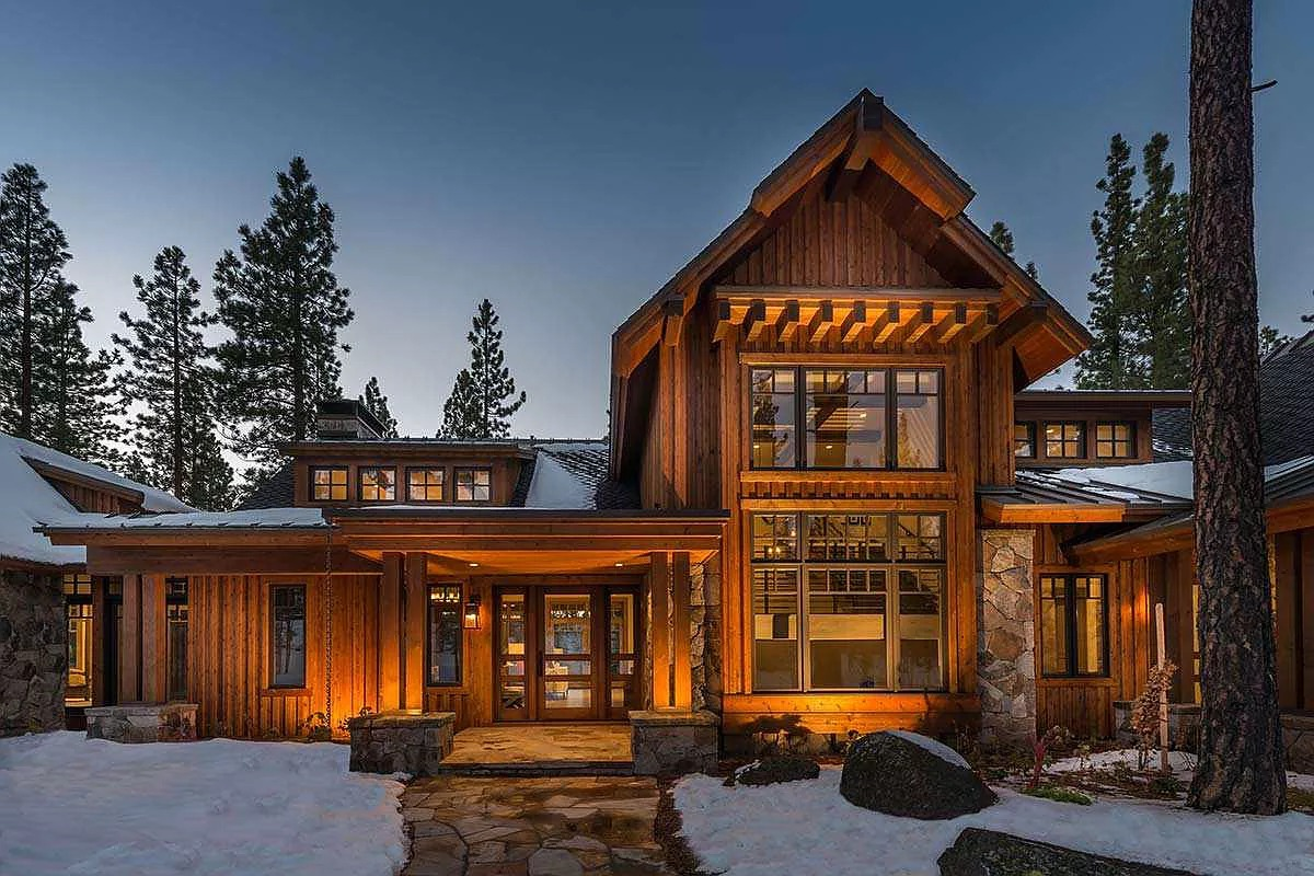 9654 Dunsmuir Way, Truckee, CA 96161 - $5,895,000 home for sale, house images, photos and pics gallery