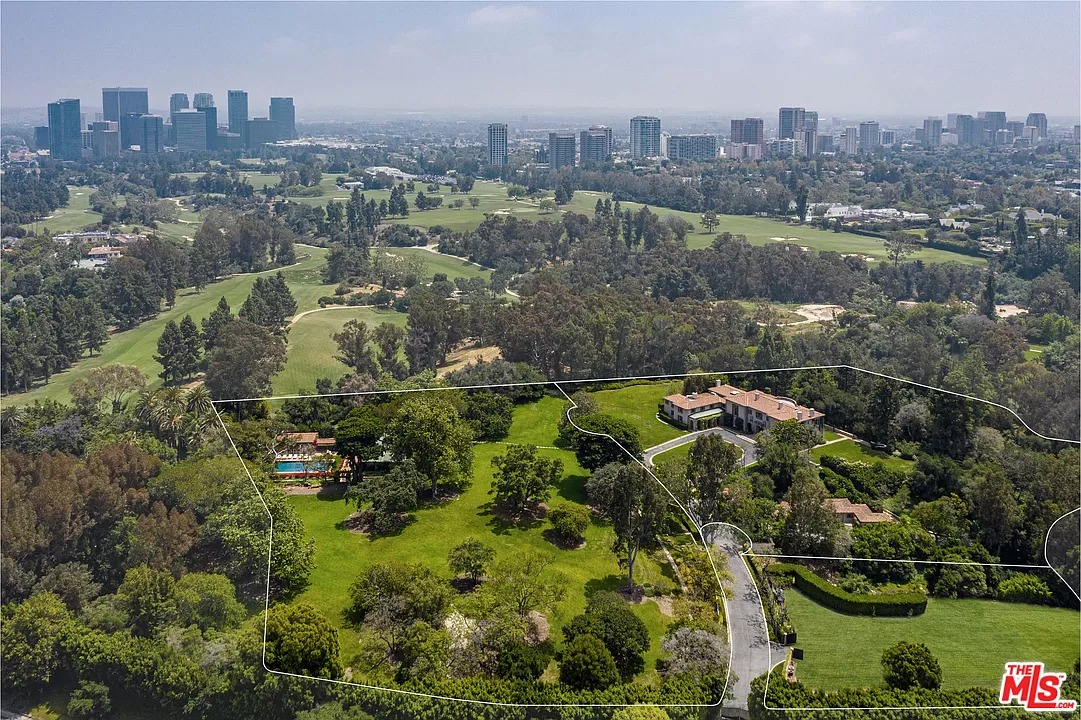 141 S Carolwood Dr, Los Angeles, CA 90077 - $115,000,000 home for sale, house images, photos and pics gallery