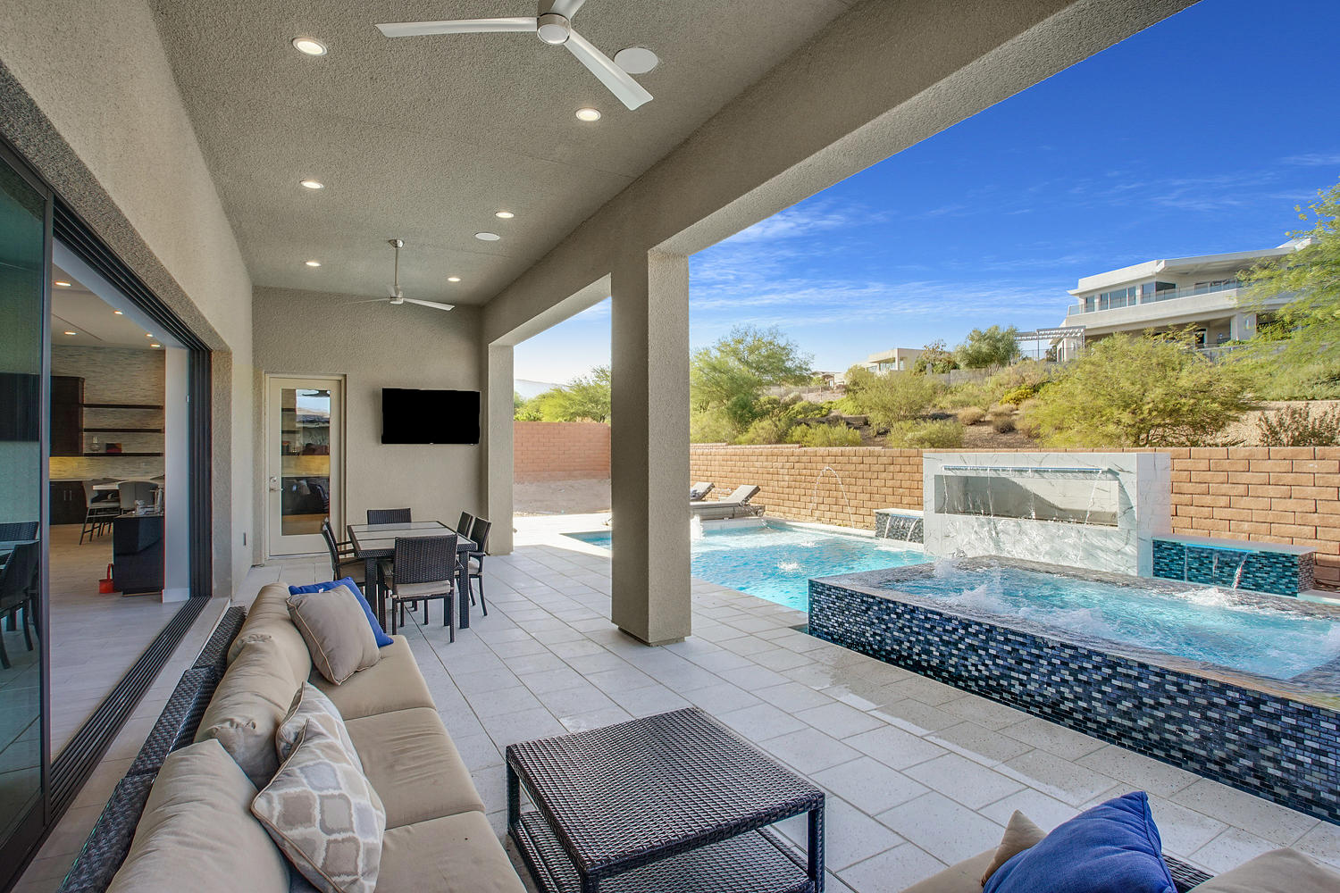 11448 Opal Springs Las Vegas, Nevada 89135 - $1,900,000 home for sale, house images, photos and pics gallery