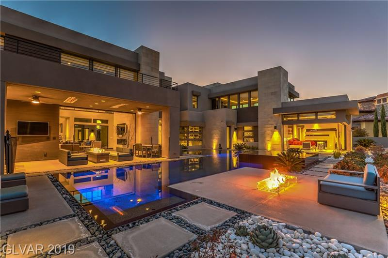 6 PARADISE VALLEY Court, Henderson, Nevada 89052 - $4,000,000 home for sale, house images, photos and pics gallery