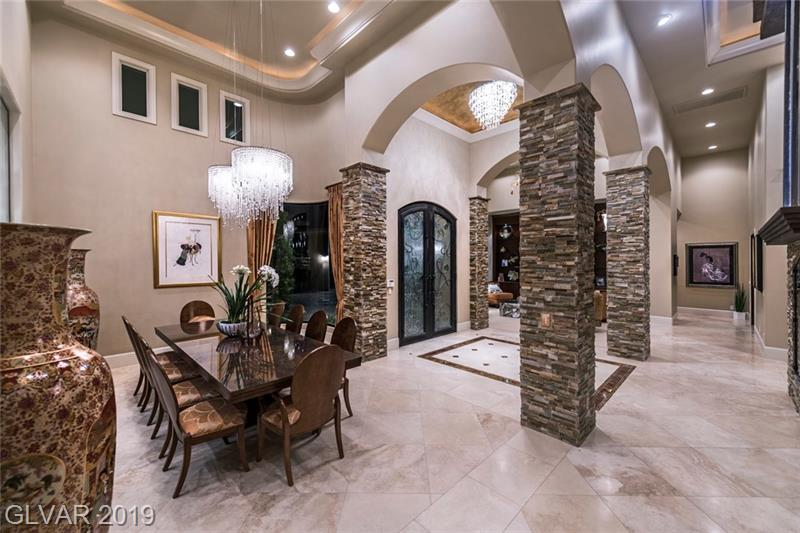 23 Quiet Moon Lane, Las Vegas, Nevada 89135 - $3,985,000 home for sale, house images, photos and pics gallery
