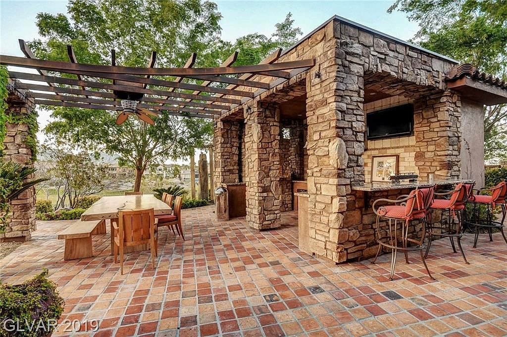 22 Promontory Ridge Drive, Las Vegas, Nevada 89135 - $11,888,000 home for sale, house images, photos and pics gallery