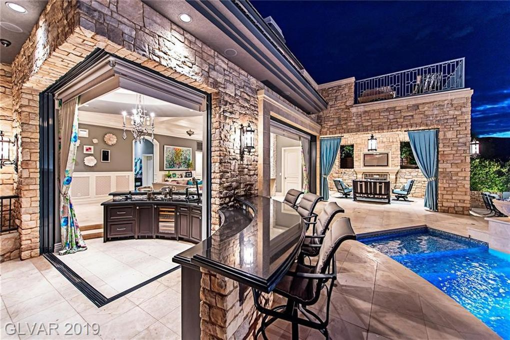 34 Meadowhawk Lane, Las Vegas, Nevada 89135 - $6,499,000 home for sale, house images, photos and pics gallery
