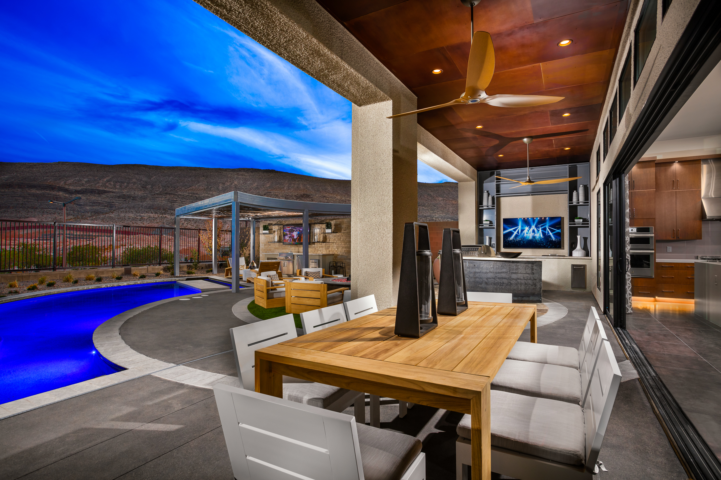 10767 Patina Hills Ct Las Vegas Nevada - Keystone Model - $2,849,995 home for sale, house images, photos and pics gallery
